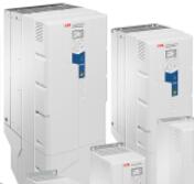 环境监测展区——ABB 挂式ACQ580变频器