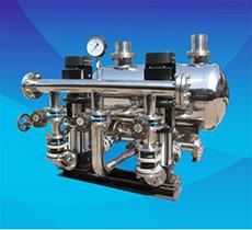 上海申宝泵业有限公司:SBWG系列无负压管网增压穏流给水设备