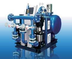 三利:PLWG系列极瓷无负压给水设备