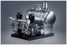 威派格:ZWG稳压补偿式无负压供水设备