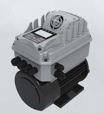 欧瑞:EM30系列 电机驱动一体专用变频器