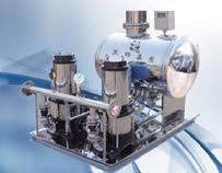 熊猫:XWM系列罐式叠压给水设备