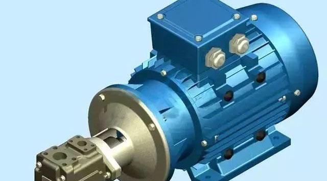 液压泵工作原理
