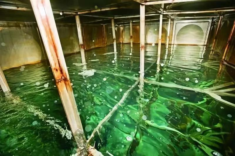 小區二次供水蓄水池