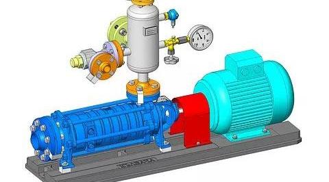 泵产业升级路在何方?提高技术含量增加产品附加值