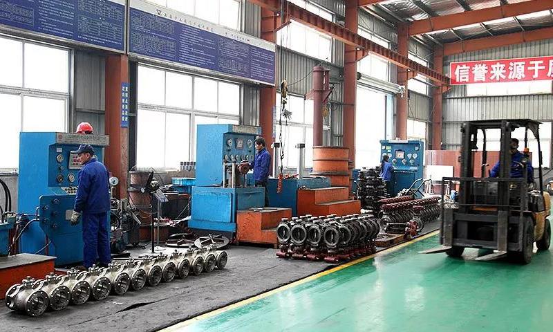 """被评为""""上海名牌""""产品,这家企业究竟为民族阀门工业尽了多少力量?"""