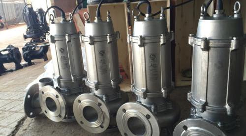 不锈钢潜水泵的五类故障分析及排除